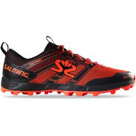 Salming Elmnts 3 Zapatillas Hombre, rojo/negro